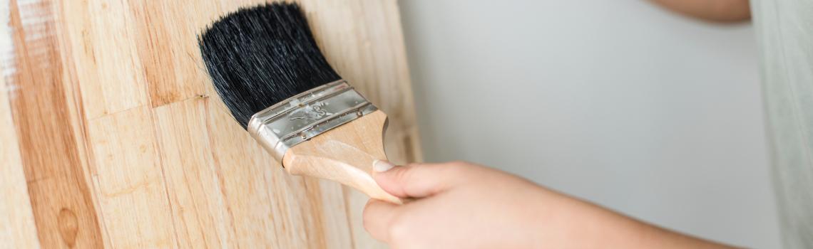 Pinsel Holz