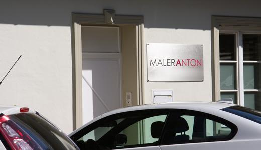 Bürogebäude Maler Anton