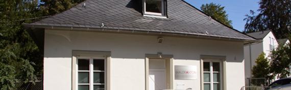 Firmengebäude Maler Anton